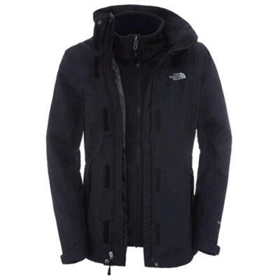 The North Face Evolution II jack Women_T0CG54KX7_black