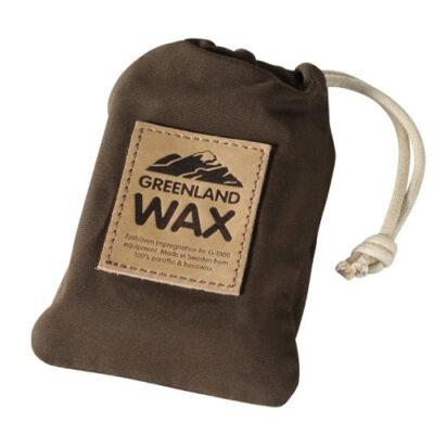 Greenland Wax Bag_79061 olijf