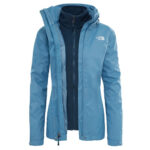 The North Face Evolve II Triclimate Women_T0CG56_Provincial Blue