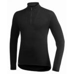 Woolpower Thermoshirt Zip Turtleneck 200