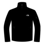The North Face Ceresio Jacket_T0A0VN_black