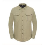 The North Face Sequoia Shirt LS Men_mountain moss