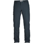 Fjallraven TravellersTrousers W_89841_Dark Navy 555