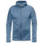 Fjallraven Abisko Trail Fleece_82257_blue ridge