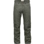 Fjallraven High Coast Zip Off Trousers_82891_Mountain Grey 032