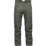 Fjallraven High Coast Zip Off Trousers_82891_Mountain Grey 032
