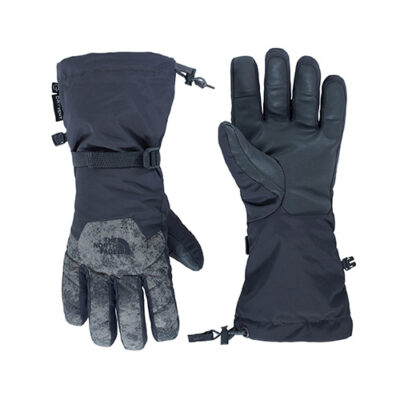 The North Face Revelstoke Etip Glove_T934M1_Asphalt Grey