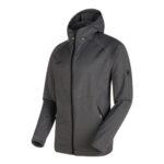 Mammut Runbold ML Hoded Jacket Men_1010-23220_Black-melange
