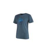 Mamut Trovat T-Shirt_1017-09861_blauw