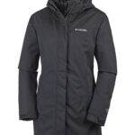 Columbia Salcantay Long Hooded W_1699101_zwart