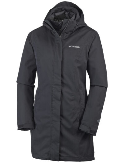 Columbia Salcantay Long Hooded W_1699101_zwart