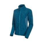 Mammut Yadkin ML Jacket Women_1014-00880_Sapphire Melange-Sapphire
