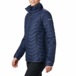 Columbia Powder Lite Jacket Women_1699061_Nocturnal 467_zijkant