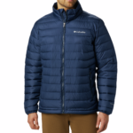 Columbia Powder Lite Jacket_1698001_Navy 467