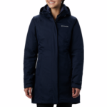 Columbia Salcantay Long Hooded_1699101_Dark Nocturnal 472